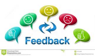 Clipart Feedback feedback with colourful comments symbol royalty free stock