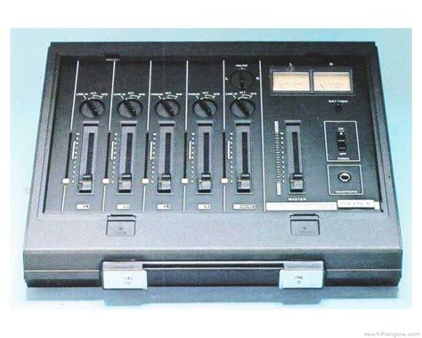 Mixer Sony sony mx 510 manual 5 channel mixer hifi engine