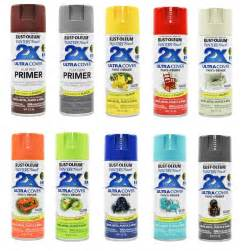 rustoleum colors rust oleum spray paints primers