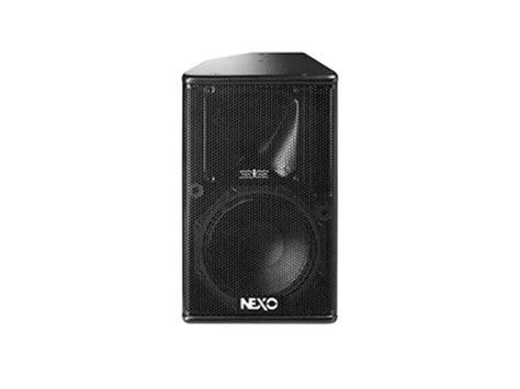 Speaker Nexo nexo ps8u 8 inch 2 way speaker proavmax sales