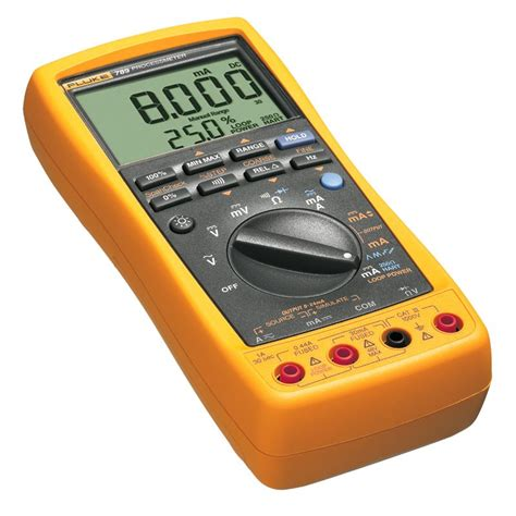fluke 789 process meter with fluke connect process