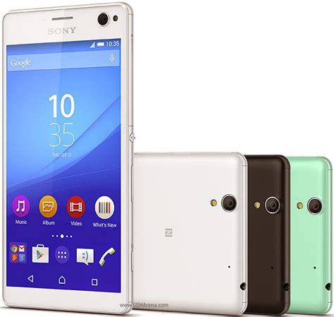 Hp Xiaomi C4 sony xperia c4 pictures official photos