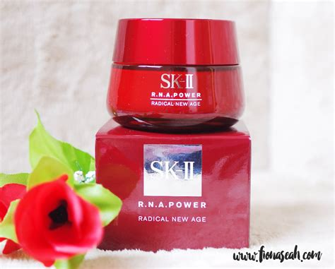R N A Power Radical New Age 50gr review sk ii r n a power radical new age