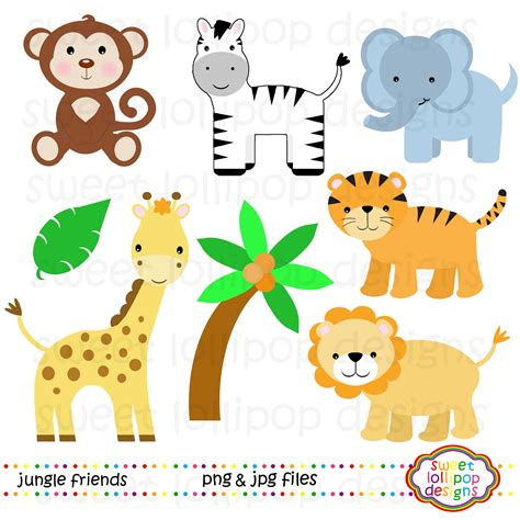 free printable zoo animal clipart free baby zoo animal clipart 86