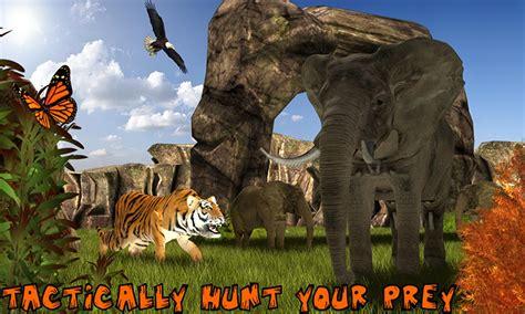 lion  tiger wild adventure apk