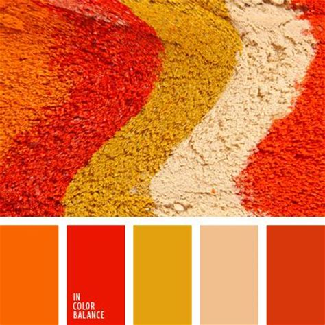 best color with orange for inspiration art and design color match was made by