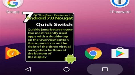 best android os android nougat 7 best features in s new os