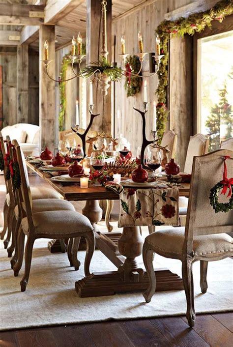 cozy  elegant country christmas decorating ideas   christmas