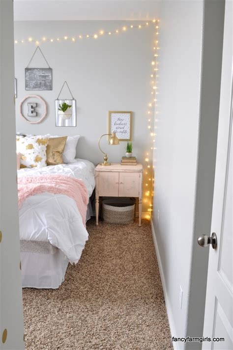 girls bedroom makeover fancy farmgirls