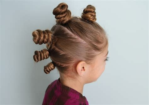 easy wacky hairstyles for school the bun hawk hair day hairstyles hairstyles