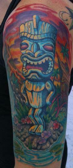 ink ideas tiki tattoo tattoos ink