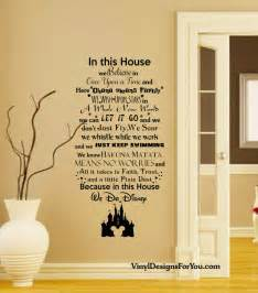 in this house we do disney wall decal with mickey mouse disney wall decals 2017 grasscloth wallpaper