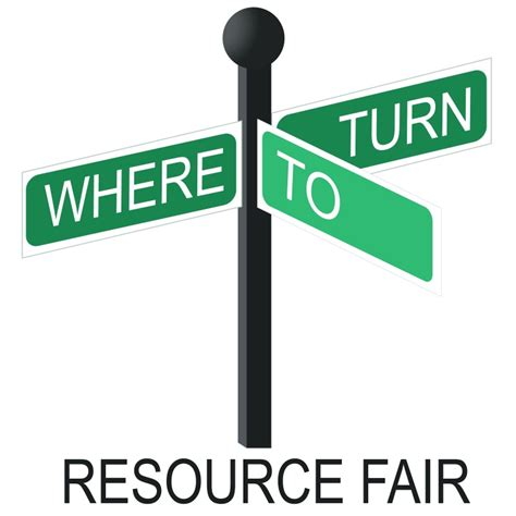 where to event logo inspiration where to turn resource fair mk
