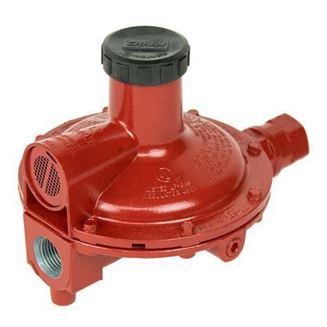 Regulator Single Stage Rego Low Pressure rego 4403v4 stage propane gas regulator buy now from gasproducts co uk