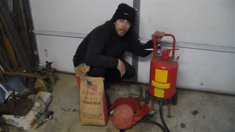 bead blaster prank abrasive blaster 5 gallon doovi