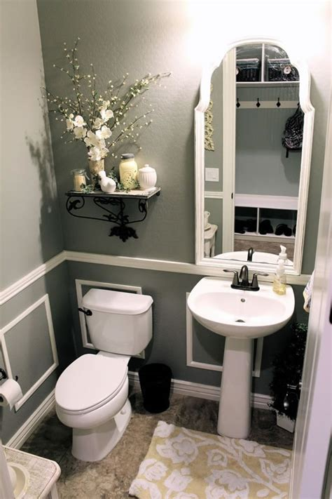 10 affordable colors for small bathrooms decorationy decoraciones de ba 241 os sencillos y peque 241 os