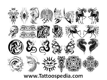 tribal filler tattoo tribal fillers 4