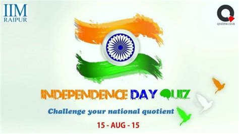quiz questions related to independence day of india independence day quiz 2015