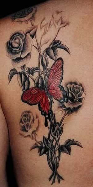 all kinds of tattoo designs beautiful butterfly and designs