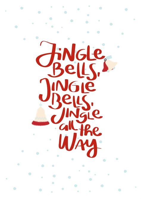 jingle bells send real postcards