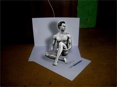 membuat gambar 3d dengan photoshop cara membuat efek 3d di photoshop