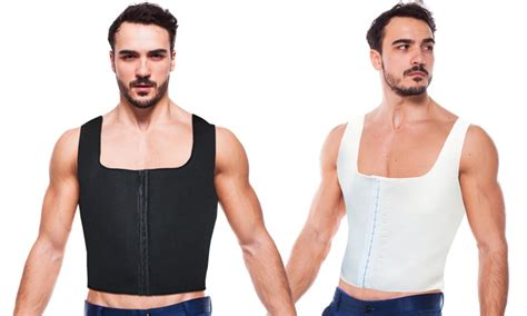 Cd Korset Daily Comfort By Sofie s high compression vest toning shaper groupon