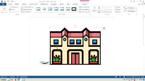 how to insert clipart offline in office 2013