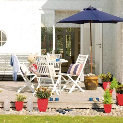 family friendly nautical style patio patio ideas