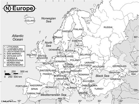 world map with cities black and white europe black white reference map maps