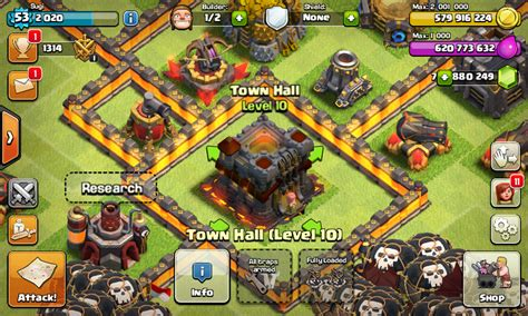 download game coc supercell mod download clash of clans full mod unlimited gems private