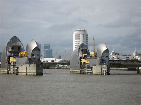 thames barrier open day hollingbourne wi thames flood barrier revisited