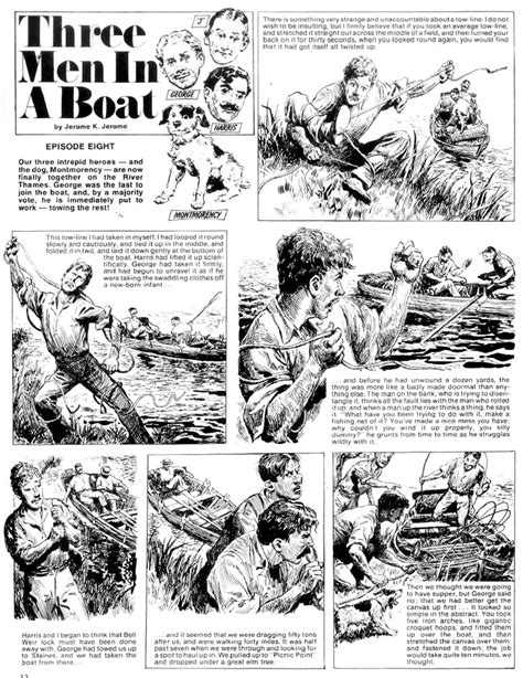 Bear Alley: Three Men in a Boat part 8