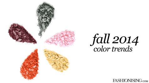 trendy words of 2014 fall 2014 colors colour trends winter 2014 line of style