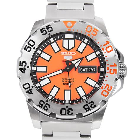 Seiko 5 Sports Srp221 2 seiko 5 sports automatic srp483k1 srp483k srp483