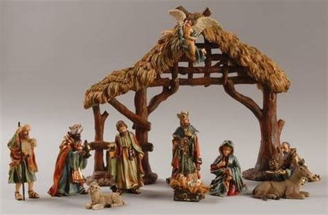 department 56 holy night nativity at replacements ltd