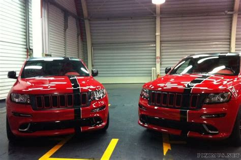 Build Your Own Jeep Grand Concursos Vx Jeep Grand Srt8 De Fernando Alonso