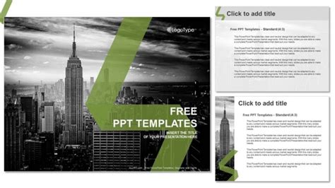 nyu powerpoint template new york city skyline powerpoint templates