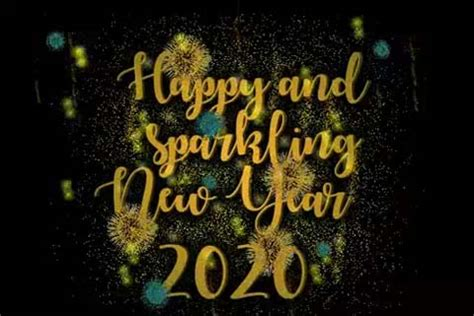 sparkling  year   fireworks ecards greeting cards