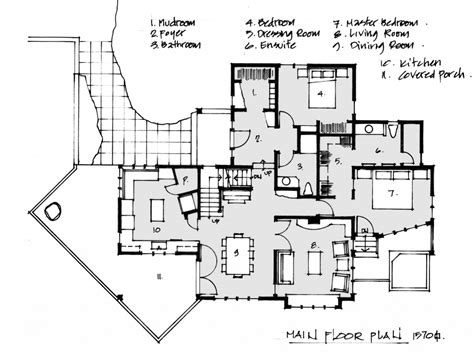 hillside view home plans 171 floor plans hillside view home maple bay bc john gower design