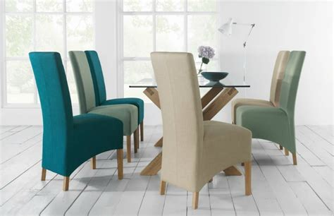 mismatched dining chairs mix match how to pull off mismatched dining chairs