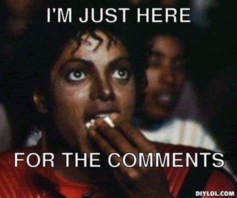 Memes For Facebook Comments - the o jays michael jackson and popcorn on pinterest