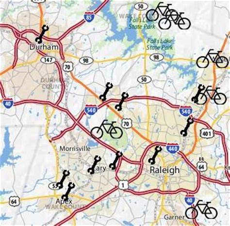 american tobacco trail map trianglemtb your source for mountain biking in