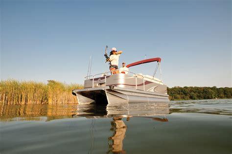 carp bowfishing boats bowfishing exercising archery angle pontoon deck boat