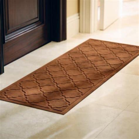 Frontgate Doormats - low profile trellis microfibers 174 door mat frontgate