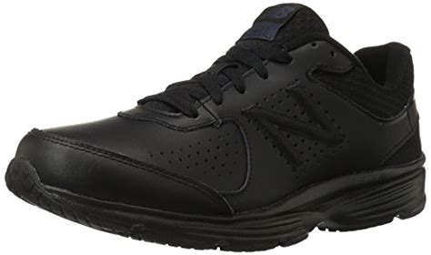 new balance athletic shoe inc 15 new balance s mw411bk2 walking shoe black