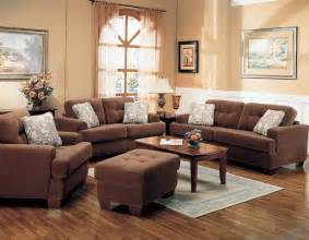 stanley collection fabric living room set sofas
