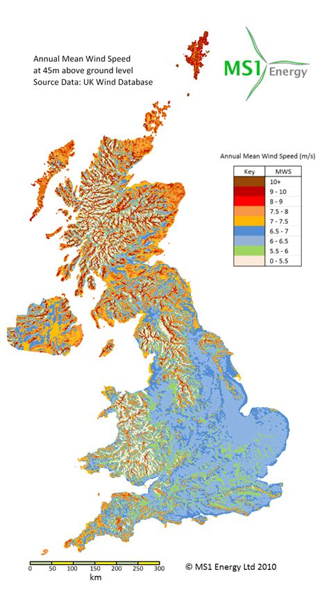 map uk wind farms geographical investigation 2011 frederick gough school