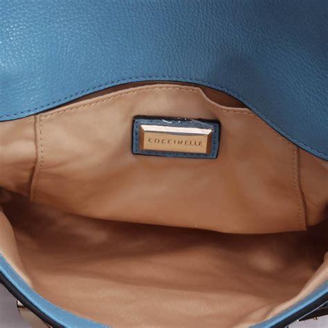Tas Clutc Ck coccinelle handtasche clutch qb5190101 021 celeste azzurro blau damen tasche tas ebay