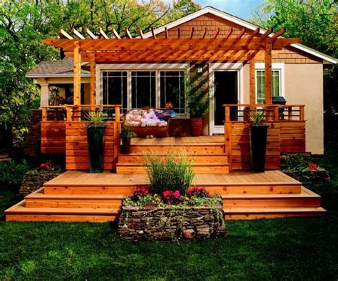plans before building a pergola attached to house gazebo