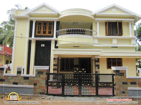 cost of full house renovation february 2012 kerala home design and floor plans
